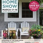 Image of front cover of the Denver Home Show Program