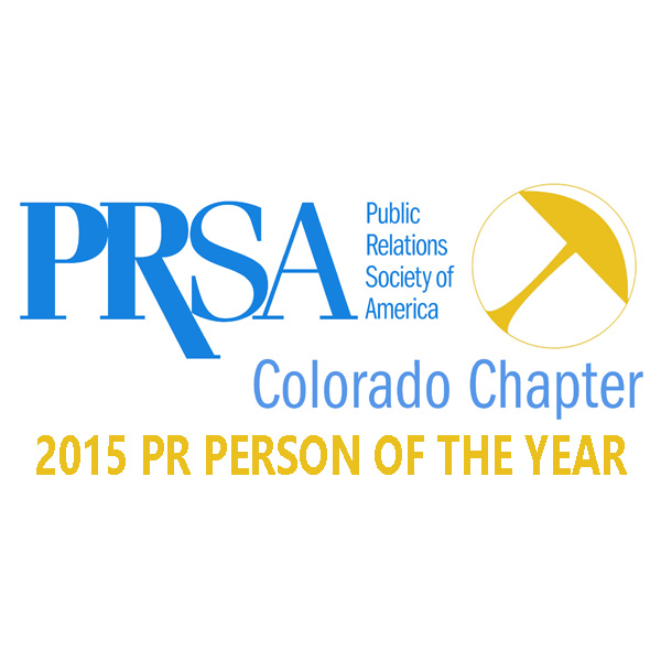 PRSA Colorado Public Relations Person of the Year