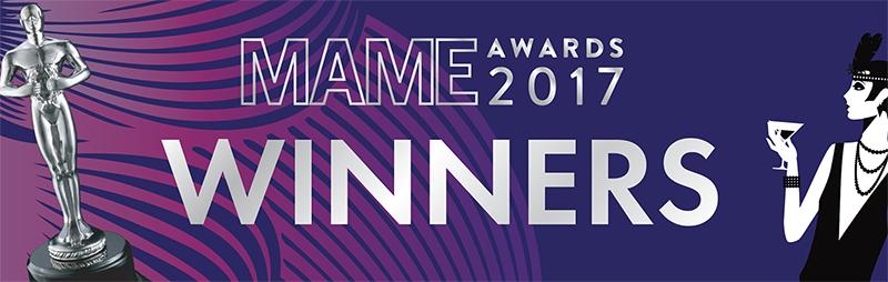 ECM Receives MAME Award