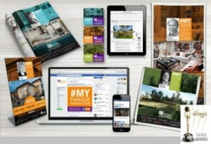 2017 Parade of Homes Marketing Materials