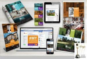 2017 Parade of Homes Marketing Materials