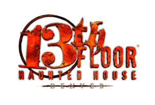 13th Floor Haunted House logo