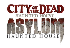 City of the Dead & Asylum logo
