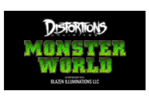 Monster World logo